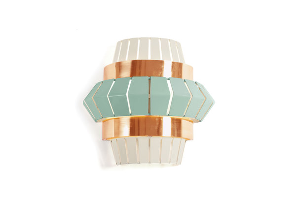 Mambo Unlimited Ideas Wandlampe Kupfer Comb Wall 2