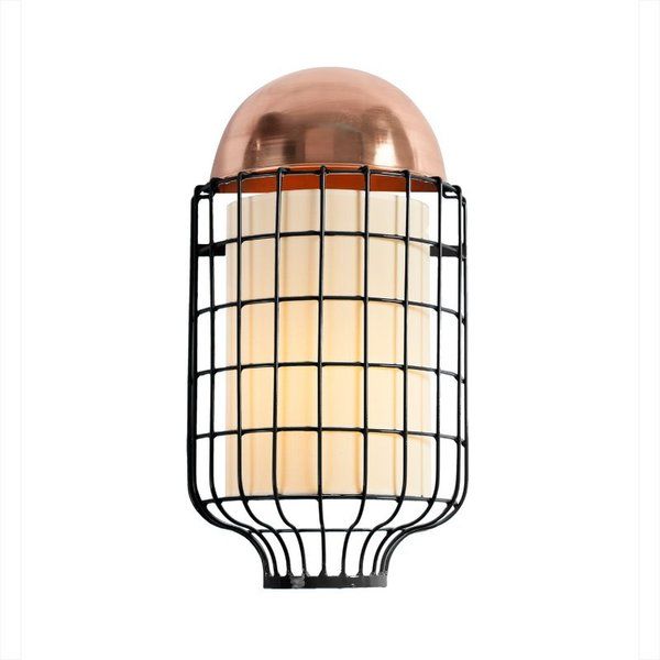 Mambo Unlimited Ideas Wandlampe magnolia wall copper